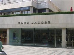 Marc Jacobs Shanghai