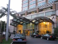 Hotell Radisson Plaza Xing Guo Shanghai