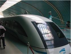 Maglev i Shanghai